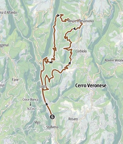 Map / LUGO valpantena.gpx
