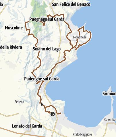 Térkép / 2016 DESENZANO.gpx