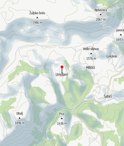 Map / Dragon Hut