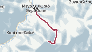 Kart / Route to  Kaliakouda