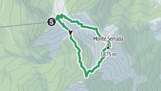 Karte / Resegone: Ferrata  Centenario - Ferrata Silvano de Franco - Canalone Bobbio