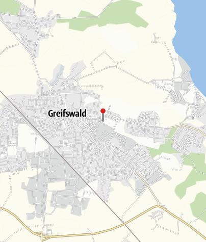 Greifswald Karte.Arboretum Der Universität Greifswald Park Outdooractive Com