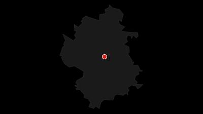 """Karte / Unterwegs auf dem Fuldaradweg R1 bis zum """"Weserkuss"""""""