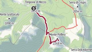 Karte / gudolino-pollino