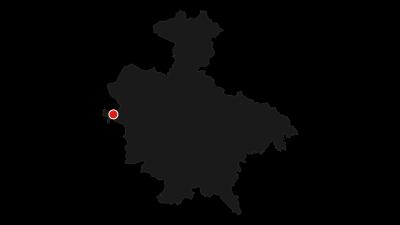 Karte / Tour 4a - Donautal-Tour