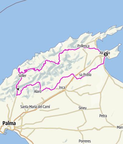 Mappa / Orient&Puig