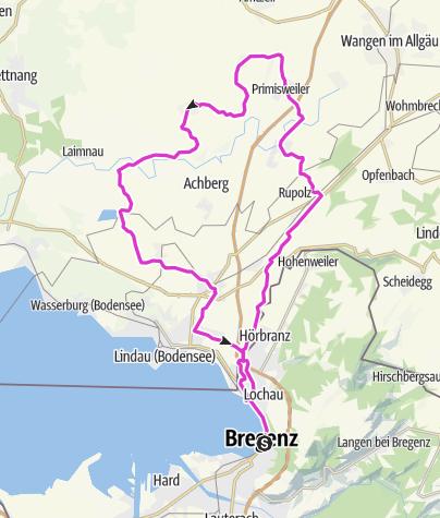 Karte / 7-Seen