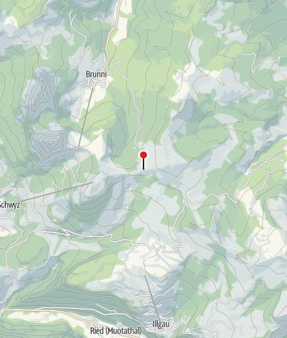 Karte / Alpwirtschaft Zwäcken