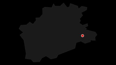 Karte / Thorwalder Wände, Hickelhöhle, Webergrotte