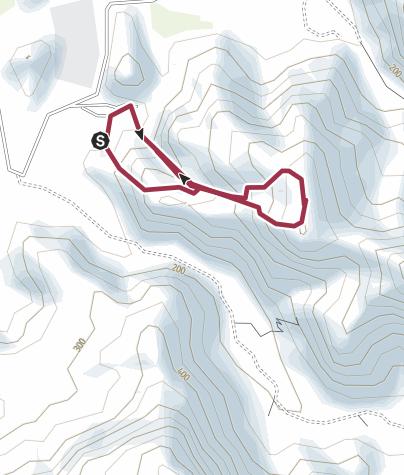 Map / Horseshoe / Eight