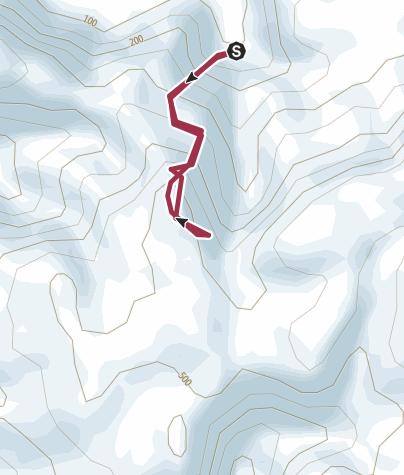 Map / Track 002. The Hajars