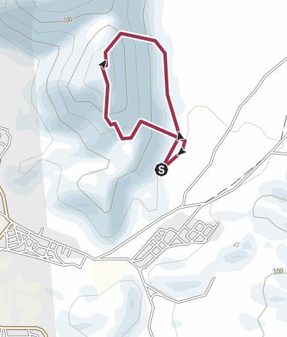 Map / Track 009. The Hajars