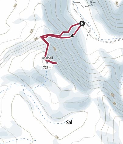 Map / Wadi Bedrock
