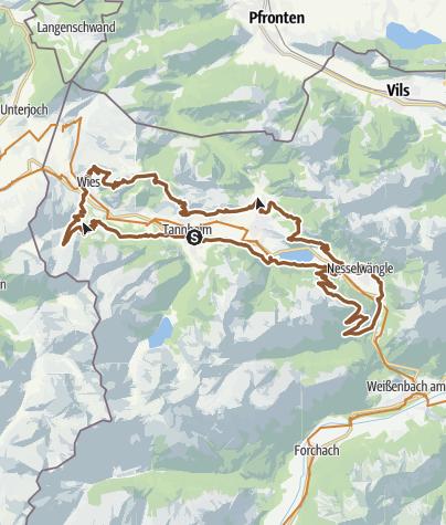 Map / Talumrundung