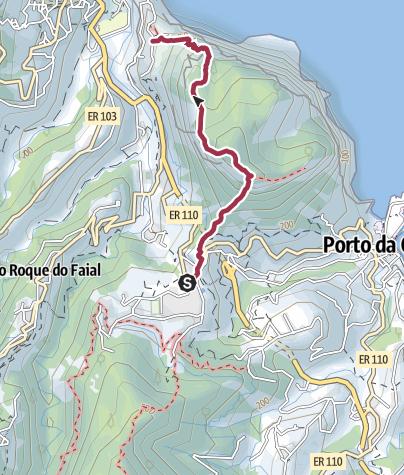 Karte / Auf den Adlerfelsen