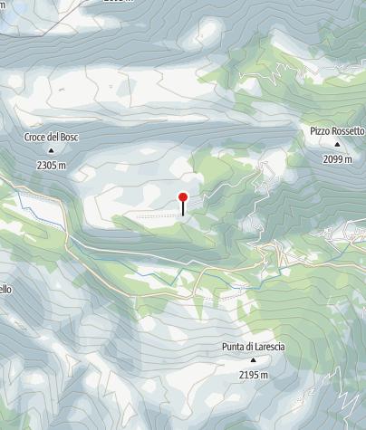 Karte / Capanna Alpina di Dötra