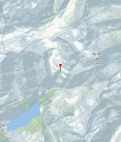 Karte / Capanna Motterascio