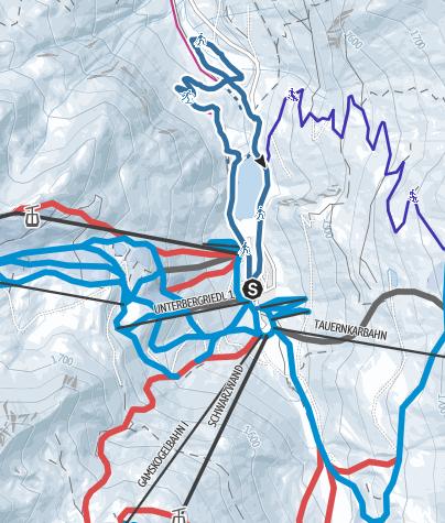 מפה / Mondpfad