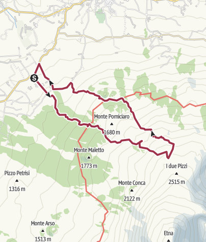 Map / Grotte del 1614/24