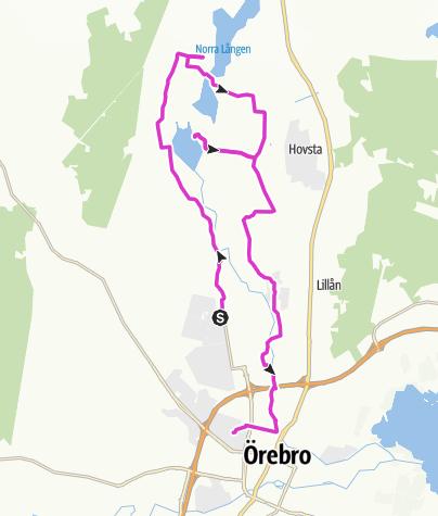 Map / Road Cycling on 26 April 2020 at 09:39
