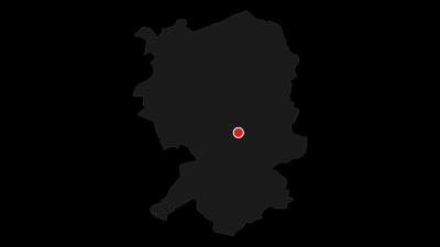 Karte / Winterberger Hochtour