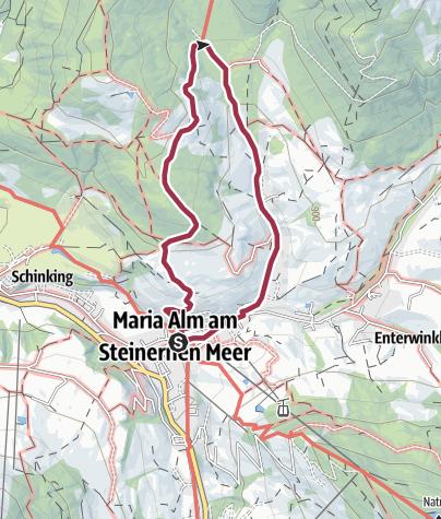 Map / Kronreithrundweg
