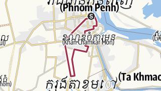 Map / Day 24 Phnom Penh