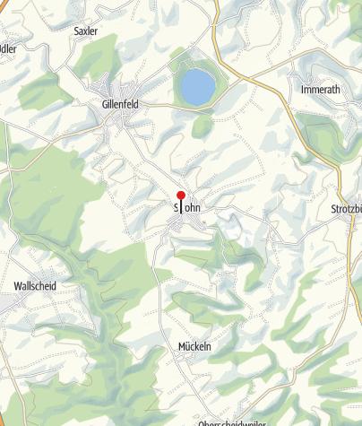 Map / Vulkanhaus Strohn