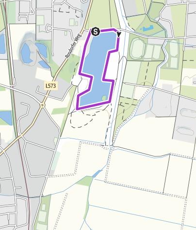 Karte / Kiessee1