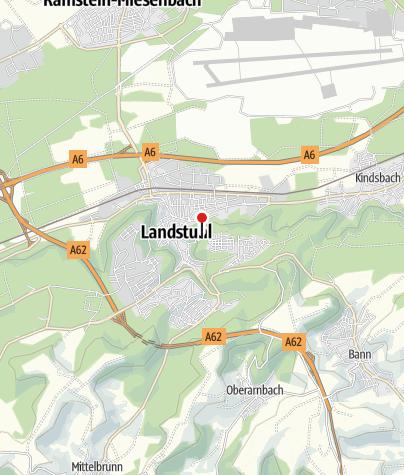 Karte / Schlosshotel Landstuhl