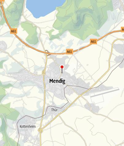 Map / Deutsches Vulkanmuseum Mendig – Lava Dome