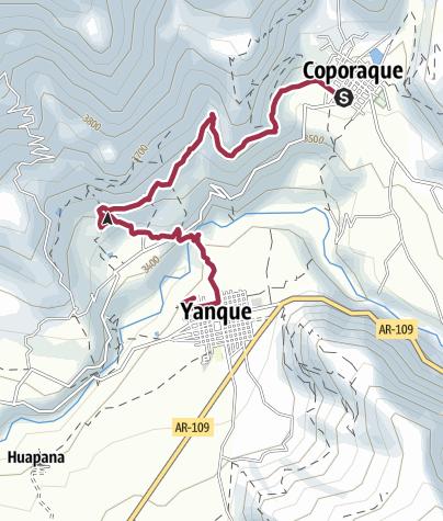 Karte / Uyo Uyo