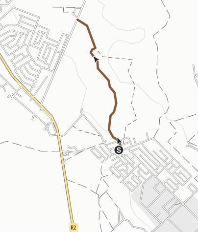 Map / RIDGEMONT tRAIL Route, Apr 12, 2017 2:03:52 PM