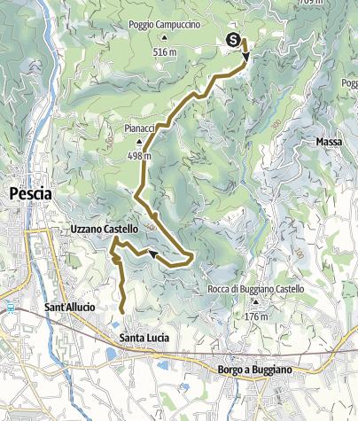Map / Pianacci Malocchio