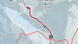 מפה / Gramsgrubenweg