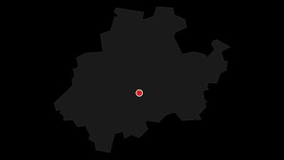 Karte / Zum Hennesee