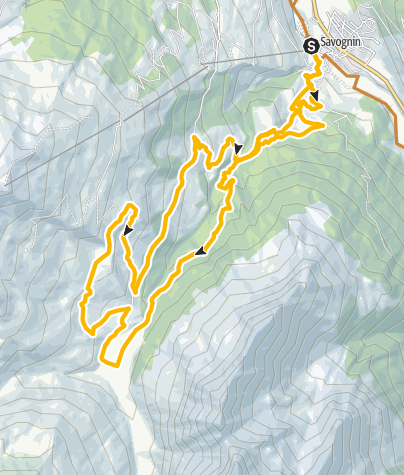 Map / 655 Tour Capricorn