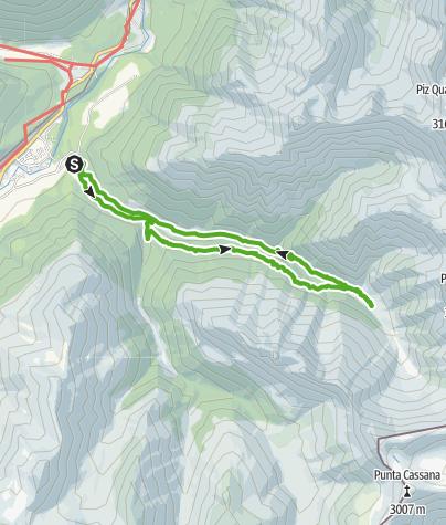Map / Val Trupchun (Nationalpark)
