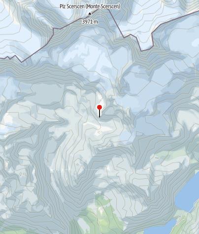 Karte / Rifugio Marinelli Bombardieri