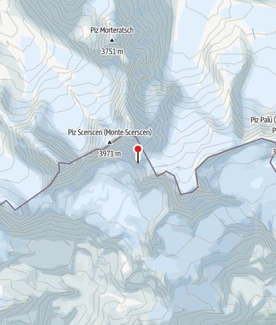 Karte / Rifugio Marco e Rosa