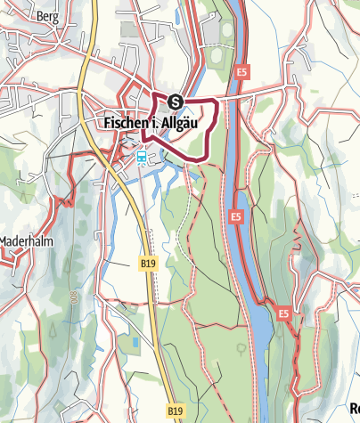 Map / Im Eichhörnchenwald
