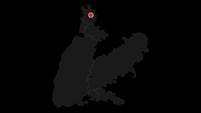Karte / Heidelberg-Schwarzwald-Bodensee-Radweg
