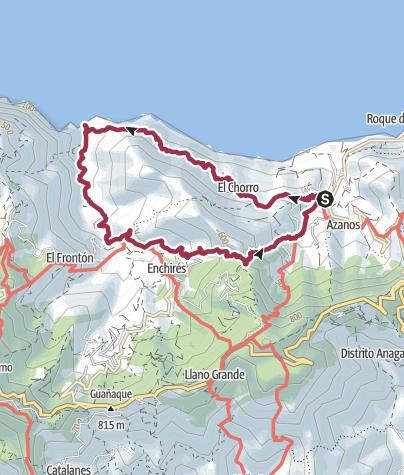 Map / Zur Playa de Tamadite