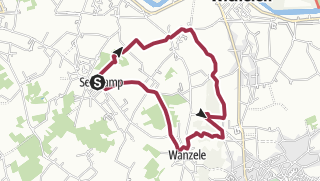Mappa / Serskamp Langs Molenbeek