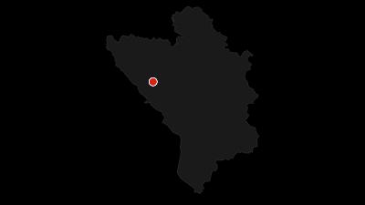 Mapa / TUDUP Raft