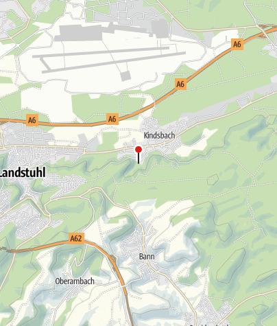 Karte / Kahnhaus am Bärenlochweiher