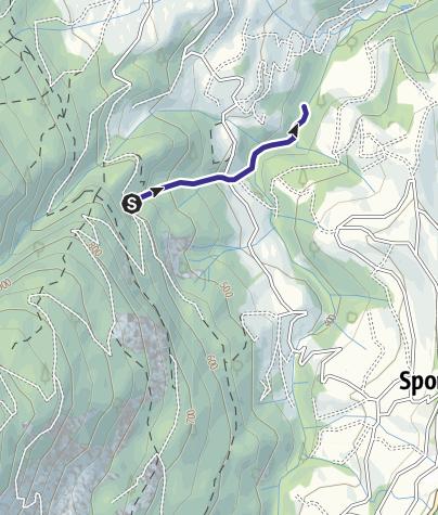 Karte / Toorente Sporeggio E