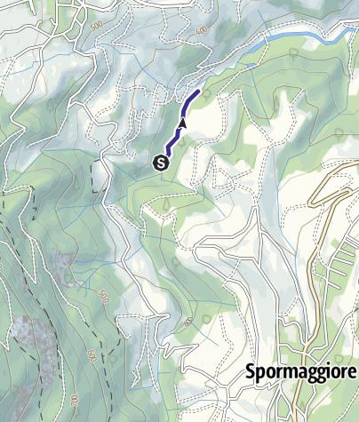 Cartina / Torrente Sporeggio E1