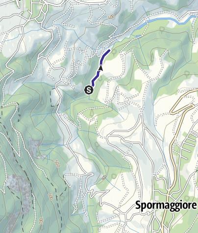 Karte / Torrente Sporeggio E1