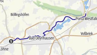 Im Kanu Auf Werre Und Weser Die Beschauliche Panoramafahrt Von